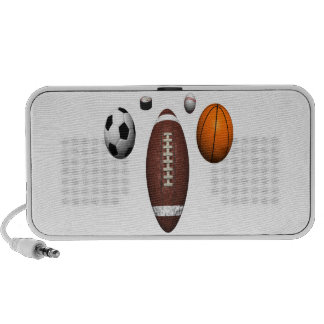 I Got Balls Travelling Speaker