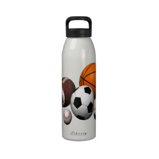 I Got Balls Reusable Water Bottles