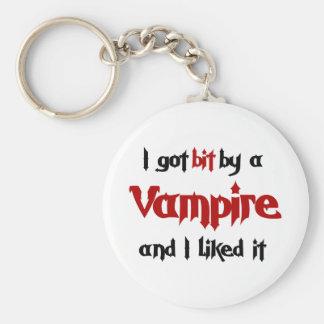 I got bit by a Vampire Key Ring