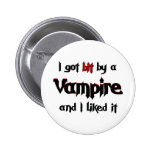 I got bit by a Vampire Pins