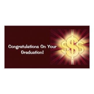 I Got Bling! - Money Card For Graduates Photo Greeting Card