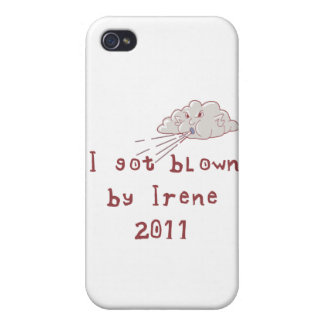 I got Blown by Irene iPhone 4 Cover