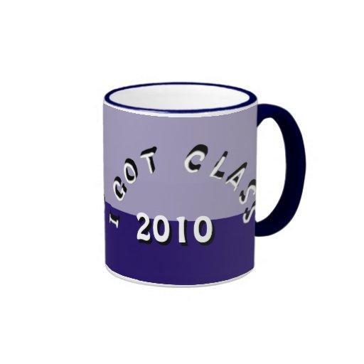 I Got Class (Twilight into Night) Ringer Mug