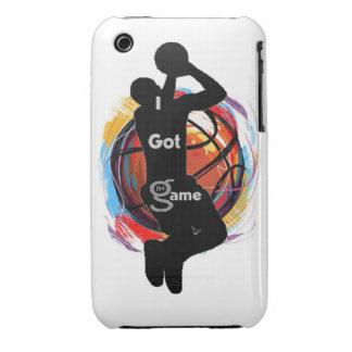 I Got Game (Basketball) - iPhone 3 Case Mate