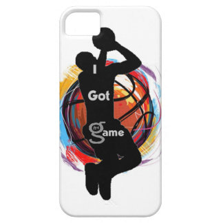 I Got Game (Basketball) - iPhone 5 Case Mate