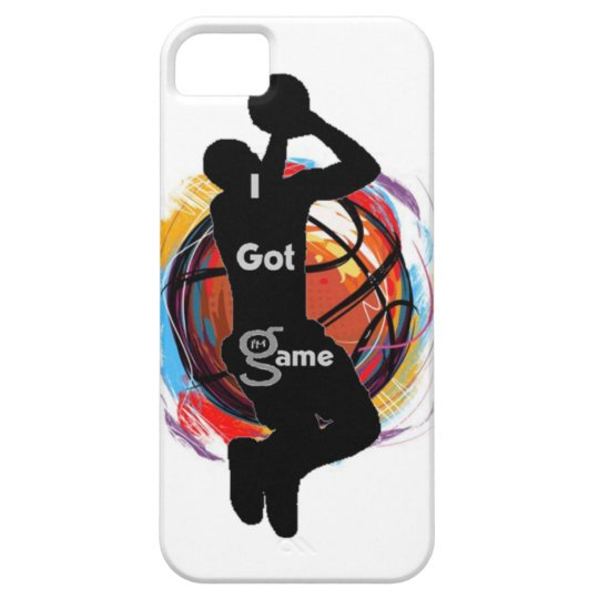 I Got Game (Basketball) - iPhone 5 Case