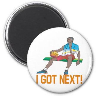 I Got Next 6 Cm Round Magnet