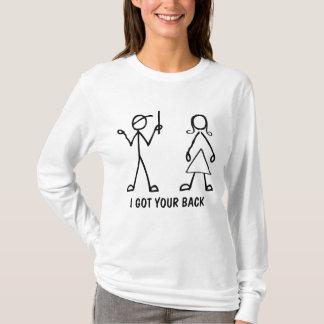 I got your back - funny shirts
