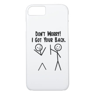 I Got Your Back iPhone 7 case
