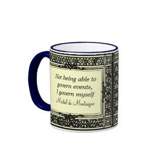 I govern mug