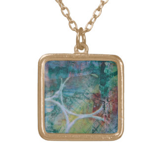 I green, you green, we all green... necklace