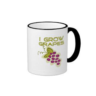 I Grow Grapes Tshirts and Gifts Coffee Mug