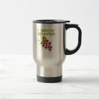 I Grow Grapes Tshirts and Gifts Mug