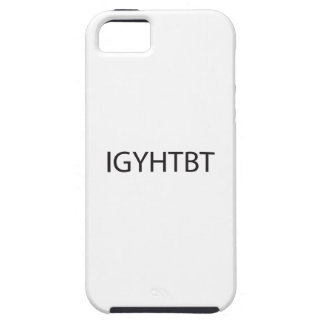 I Guess You Had To Be There.ai iPhone 5 Cover