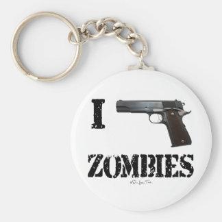 I Gun Zombies 2 Key Ring