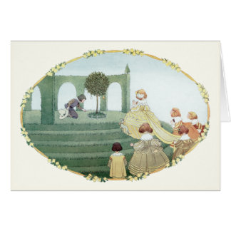 I Had a Little Nut Tree by H. Willebeek Le Mair Greeting Card