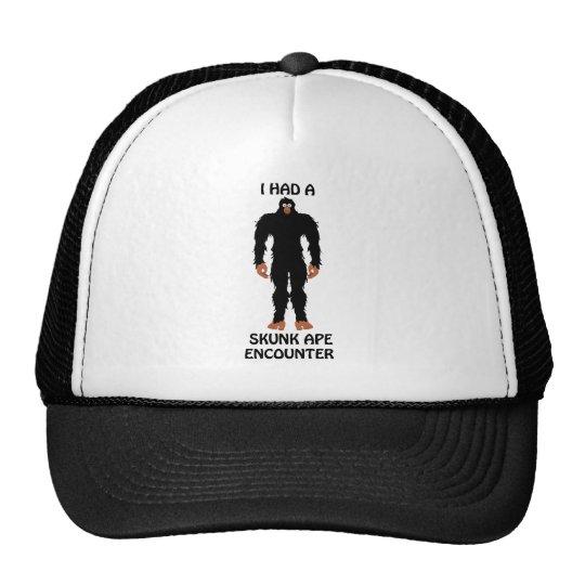 I HAD A SKUNK APE ENCOUNTER CAP