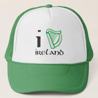 I harp Ireland cap