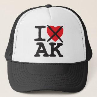 I Hate AK - Alaska Trucker Hat