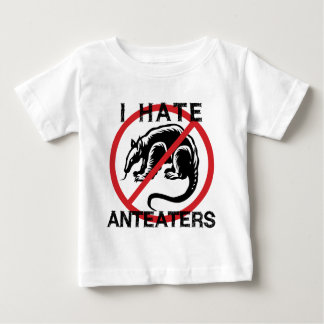 I Hate Anteaters T Shirts