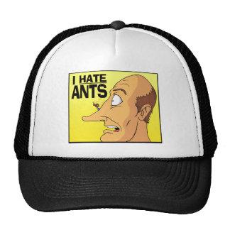 I HATE ANTS CAP