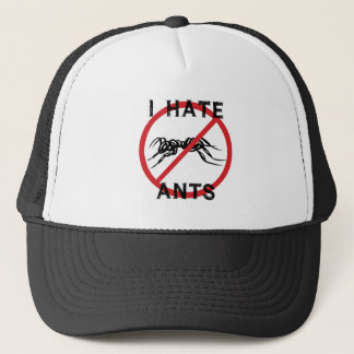I Hate Ants Trucker Hat
