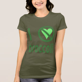 I Hate Broccoli T-Shirt