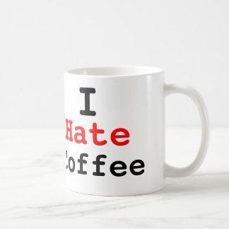 I Hate Coffee Mug