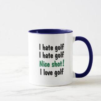I Hate - Love Golf
