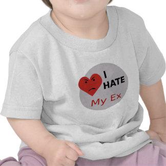 I Hate My Ex Tee Shirt