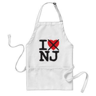 I Hate NJ - New Jersey Apron