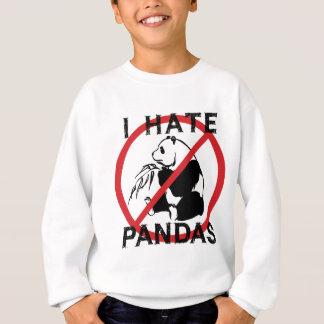 I Hate Pandas Sweatshirt