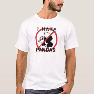 I Hate Pandas T-Shirt