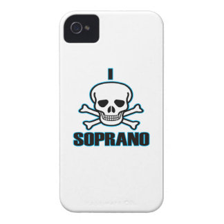 I Hate Soprano Case-Mate iPhone 4 Cases