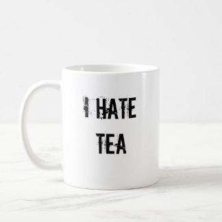 I HATE TEA COFFEE MUG