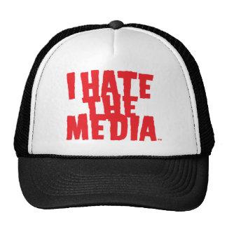 i Hate The Media (scary) hats