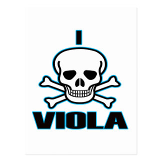I Hate Viola. Post Card