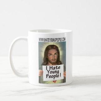 I Hate Young People Mug - JC