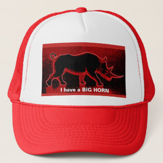 I have a BIG HORN Red Rhino Trucker's Hat