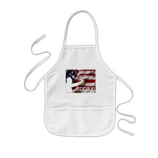 I Have a Dream Today Apron