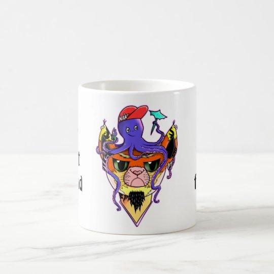 I have a friend coffee mug
