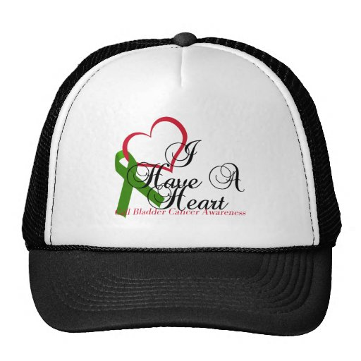 I Have A Heart Gall Bladder Awareness & Support Hats