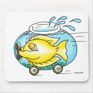 I have a need for speed! mouse mat