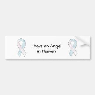 I have an Angel in Heaven Bumper Sticker