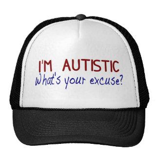I Have Autism Cap