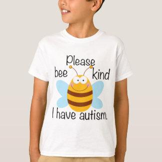 I Have Autism Kids Tshirt