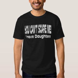 I Have Daughters Father's Day T-Shirt