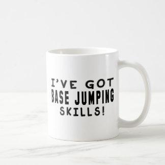 I Have Got Base Jumping Skills Coffee Mugs