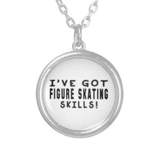 I Have Got Figure Skating Skills Custom Jewelry