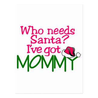 I Have Got Mommy Postcard